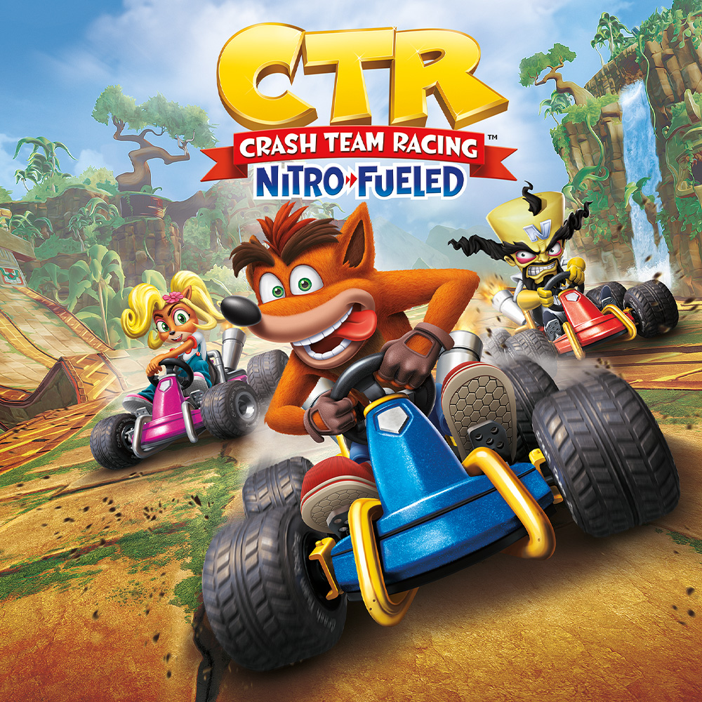 Crash Team Racing Nitro-Fueled - Gamersmaze.com
