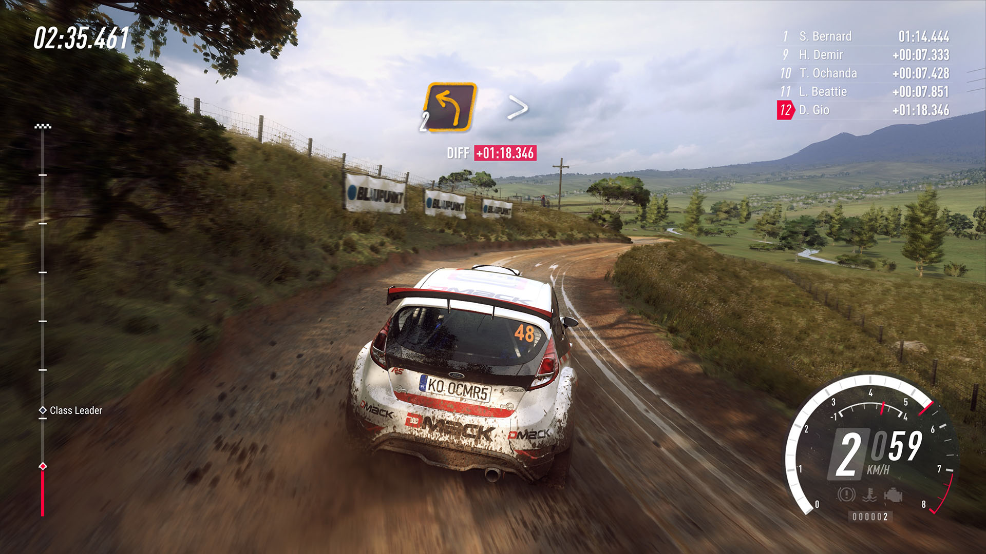 Dirt Rally 2.0 Torrent Download - Gamers Maze