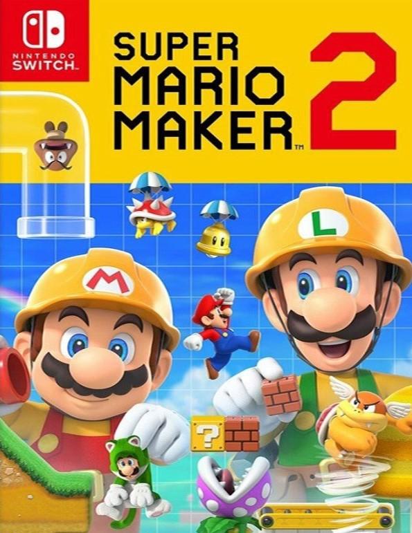Super Mario Maker 2 - Gamersmaze.com