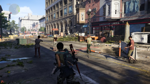 Tom Clancys The Division 2 - Gamersmaze.com