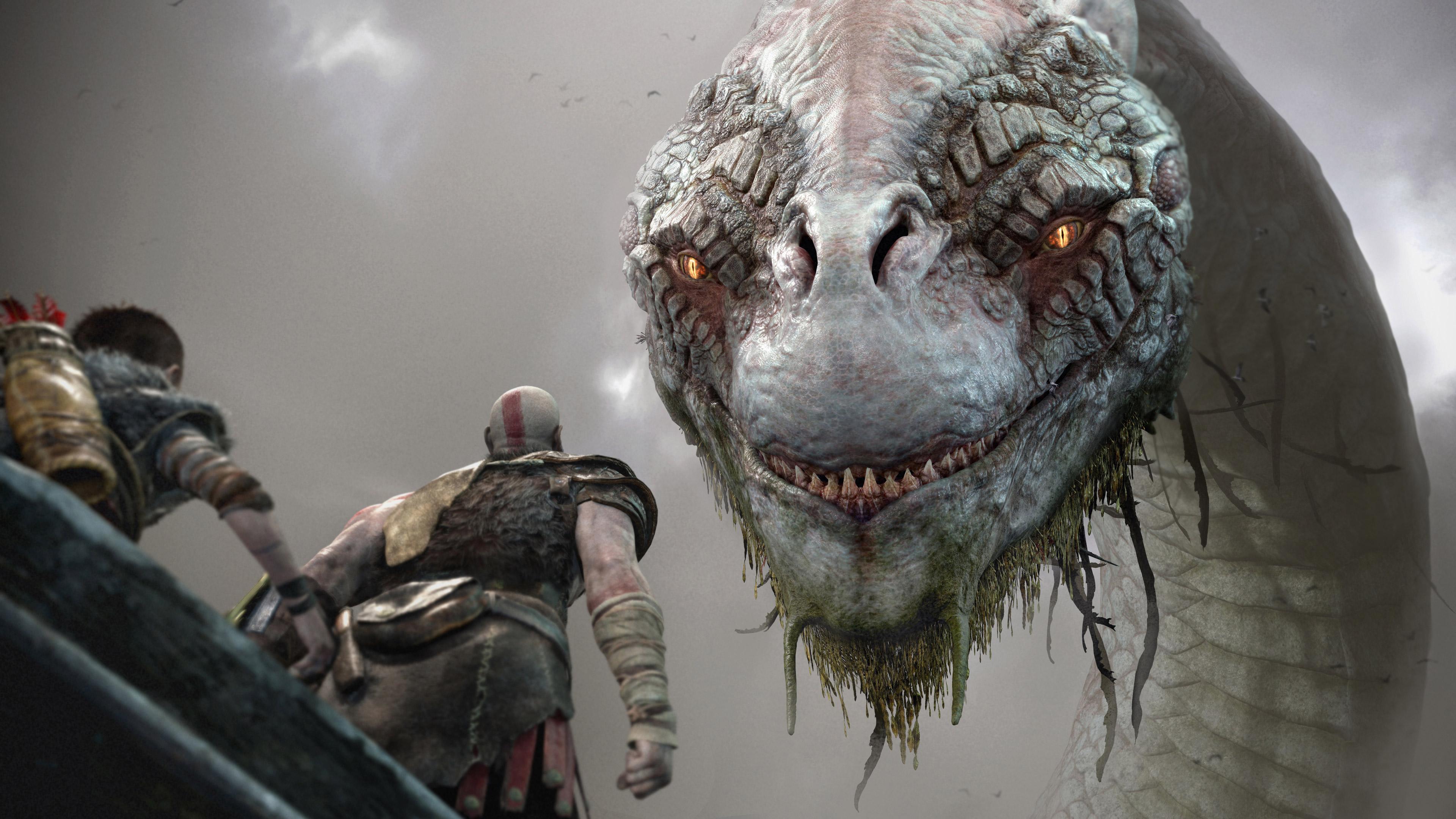 God Of War 4 Torrent Download Gamers Maze