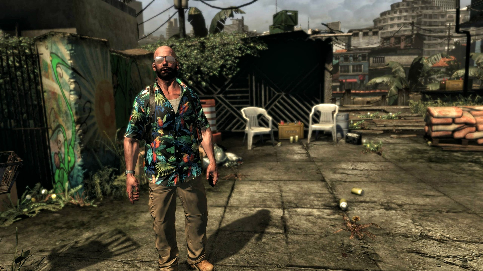 max payne 4 system requirements pc
