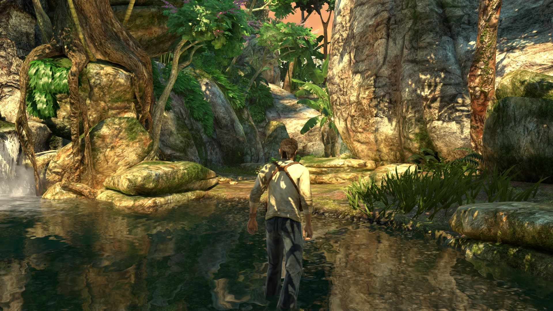 uncharted nathan drake collection