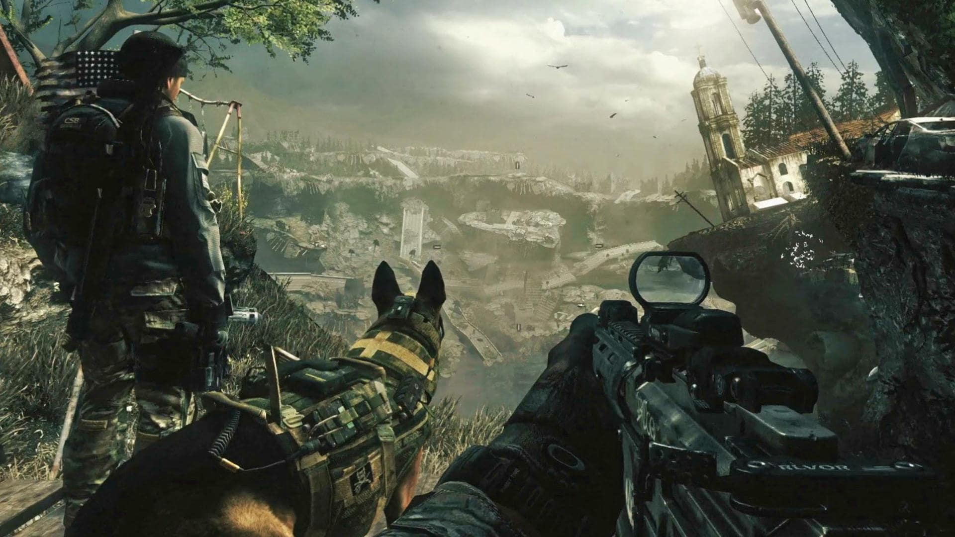 Call Of Duty Ghosts Torrent Download Gamers Maze