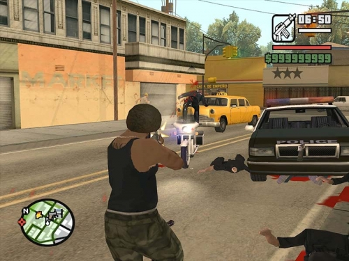 Grand Theft Auto: San Andreas Torrent Download - Gamers Maze