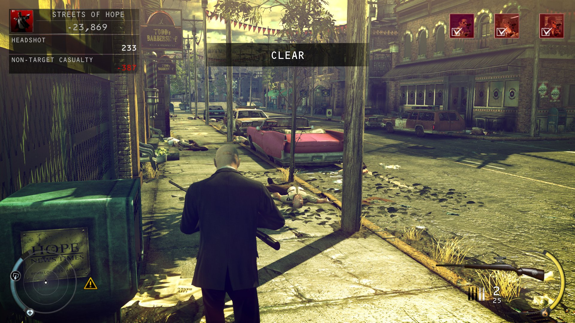 Hitman Absolution Torrent Download Gamers Maze