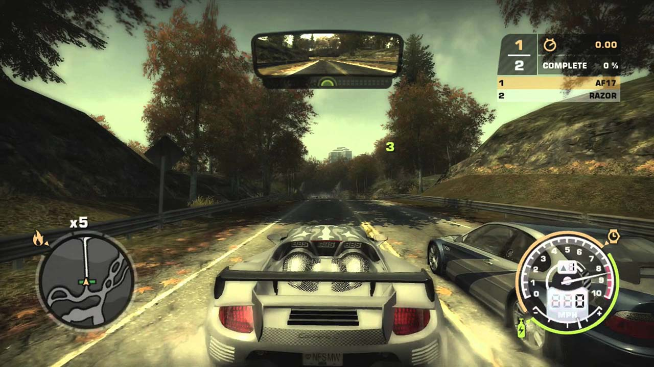 Need For Speed Most Wanted 2005 Torrent Download Gamers Maze