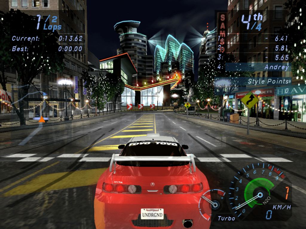 Need For Speed Underground Torrent Download Gamers Maze