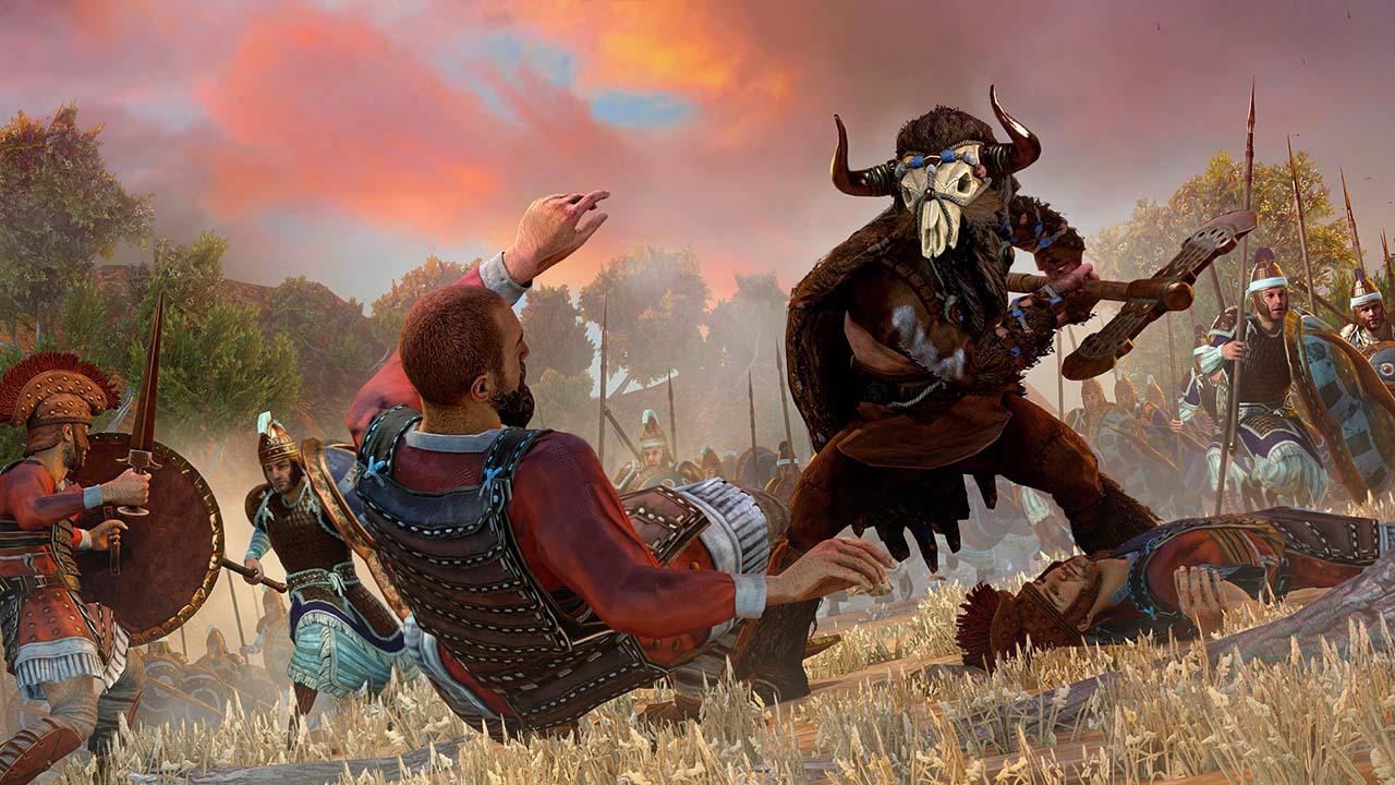 A Total War Saga: Troy Torrent Download - Gamers Maze