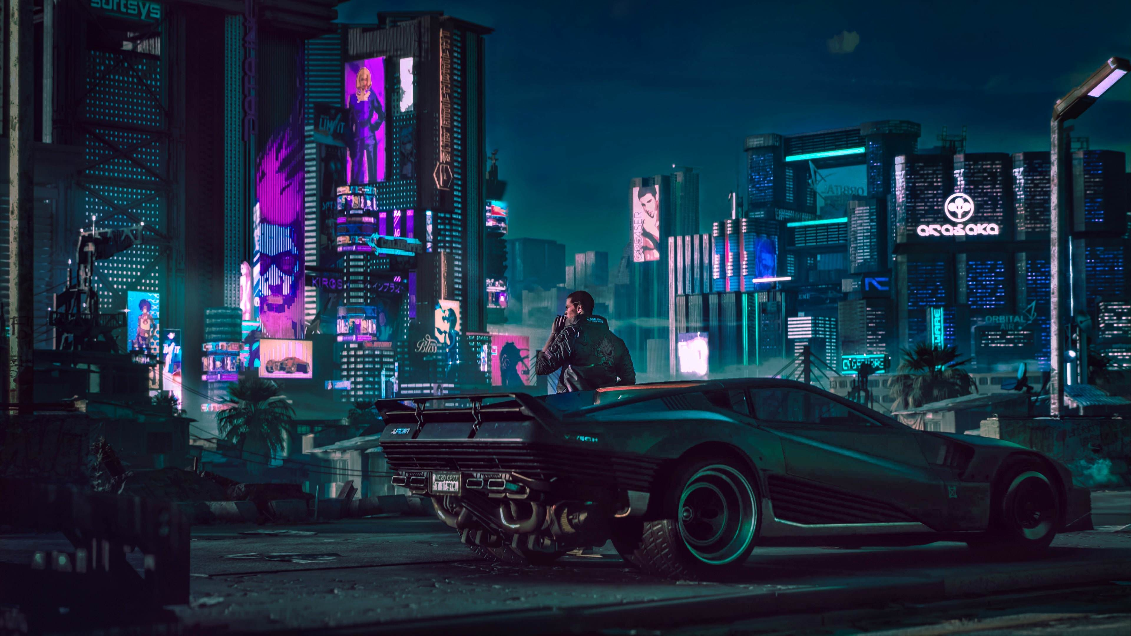 Cyberpunk 2077 - Gamersmaze.com