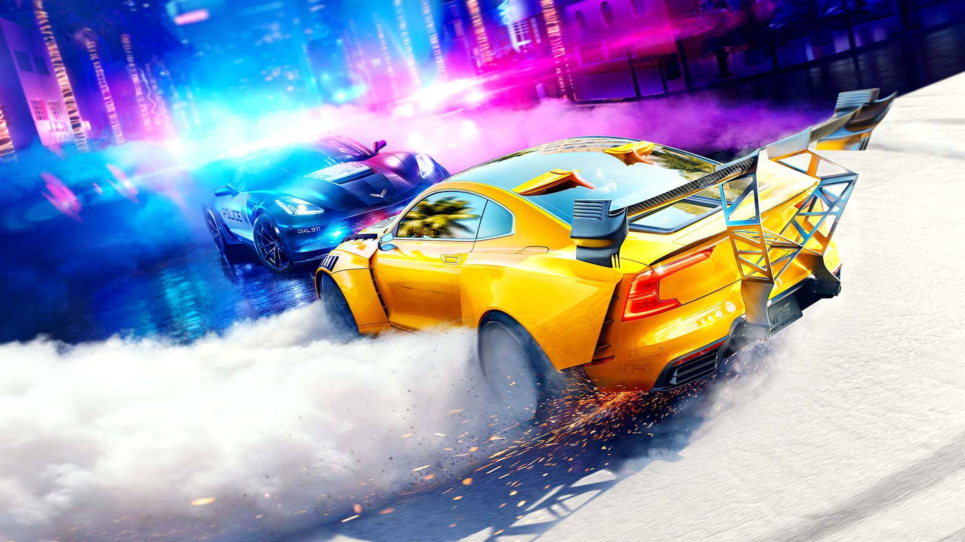 Need for Speed Heat - Gamersmaze.com