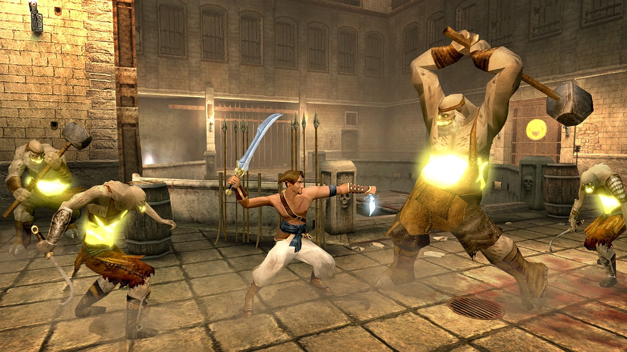 Prince Of Persia The Sands Of Time Torrent Download Gamers Maze