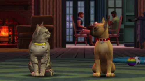 The Sims 4 Cats & Dogs - Gamersmaze.com