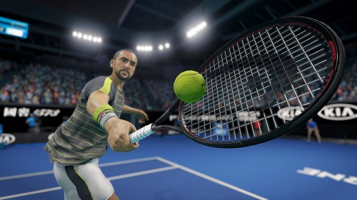 AO Tennis 2 - Gamersmaze.com