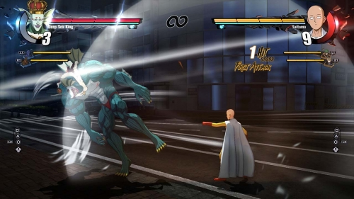 One Punch Man: A Hero Nobody Knows - Gamersmaze.com